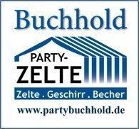 Buchhold Party Zelt Logo